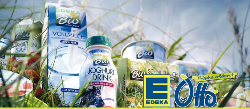 EDEKA Otto Bad Oeynhausen Bio Sortiment